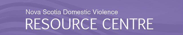 Nova Scotia Domestic Violence